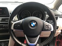 USED 2015 15 BMW 2 SERIES 2.0 218D LUXURY NAV ACTIVE TOURER 5d AUTO  ***1Owner,Leather,Nav,ParkAid,Cruise,PowerTailgate***