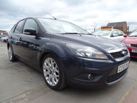 2008 FORD FOCUS 1.8 ZETEC TDCI LOOKS GREAT  £2400.00