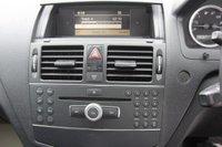 USED 2008 58 MERCEDES-BENZ C CLASS 1.8 C180 KOMPRESSOR SE 4d AUTO 155 BHP