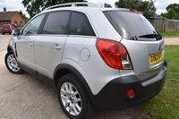 USED 2013 62 VAUXHALL ANTARA 2.2 EXCLUSIV CDTI 4WD 5d AUTO 161 BHP