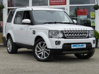 2015 LAND ROVER DISCOVERY 3.0 SDV6 HSE 5d AUTO 255 BHP £23695.00