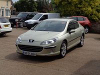 2006 PEUGEOT 407 2.0 SE HDI 4d 135 BHP £1099.00
