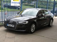 2015 AUDI A6 2.0 TDI ULTRA SE 4d Sat nav Leather Cruise DAB £11795.00