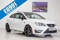 2013 SEAT IBIZA 1.4 CUPRA TSI DSG 3d AUTO 180 BHP £6991.00