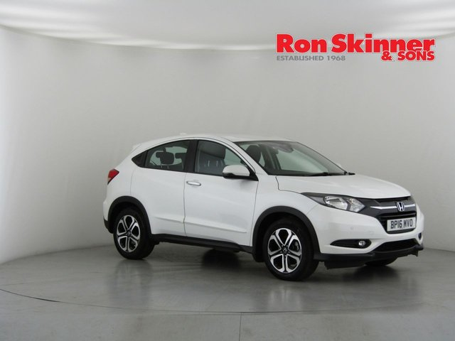 View our 2016 16 HONDA HR-V 1.5 I-VTEC SE NAVI 5d 129 BHP
