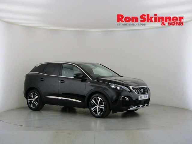 View our 2017 17 PEUGEOT 3008 2.0 BLUEHDI S/S GT LINE 5d 150 BHP