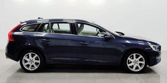 2013 VOLVO V60 2.4 D5 SE LUX NAV 5d AUTO 212 BHP £9950.00