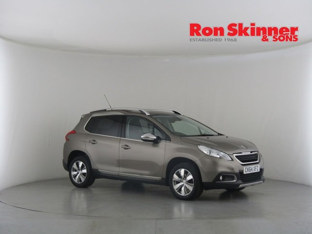 View our 2014 64 PEUGEOT 2008 1.6 E-HDI ALLURE FAP 5d AUTO 92 BHP