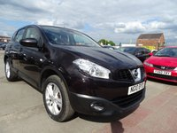 2010 NISSAN QASHQAI 1.5 ACENTA DCI DRIVES WELL JUST SERVICED  £2700.00