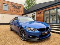 2016 BMW 4 SERIES 3.0 440I M SPORT 2d AUTO 322 BHP £22990.00