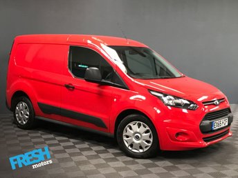 2015 FORD TRANSIT CONNECT 1.6 200 TREND  £11500.00