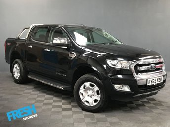 2016 FORD RANGER 3.2 LIMITED 4X4 DCB TDCI AUTO £15500.00
