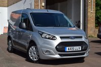 2015 FORD TRANSIT CONNECT 1.6 200 TREND P/V 1d 74 BHP £7499.00