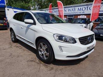 2013 VOLVO XC60 2.4 D4 SE LUX NAV AWD 5d AUTO 161 BHP £12995.00