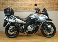 2008 SUZUKI DL 650 V-STROM (AK7 GT) 650CC COMMUTING, TOURING, FULL LUGGAGE £2995.00