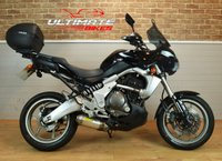 USED 2007 07 KAWASAKI KLE 650 VERSYS (A7F) COMMUTING, TOURING