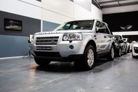 USED 2010 10 LAND ROVER FREELANDER 2.2 TD4 XS 5d AUTO 159 BHP