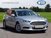 USED 2015 15 FORD MONDEO 1.6 STYLE ECONETIC TDCI 5d 114 BHP FREE TO TAX 2015 Ford Mondeo 1.6tdci Econetic Style Estate in silver metallic. 1 owner with records for 4 services and 2 keys.