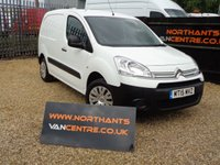 2015 CITROEN BERLINGO 1.6 850 ENTERPRISE L1 HDI 5d 90 BHP  *NO VAT* £6500.00