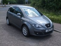 USED 2012 12 SEAT ALTEA 1.6TDI CR Ecomotive SE MPV Diesel £30 tax. 2 owners. Full history.