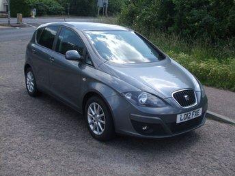 2012 SEAT ALTEA 1.6TDI CR Ecomotive SE MPV Diesel £4995.00