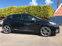 USED 2016 66 RENAULT CLIO 0.9 TCE DYNAMIQUE S NAV GT-LINE 5d WITH SAT NAV AND SERVICE HISTORY NO DEPOSIT  PCP/HP FINANCE ARRANGED, APPLY HERE NOW