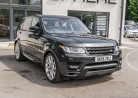 USED 2015 J LAND ROVER RANGE ROVER SPORT 4.4 SDV8 AUTOBIOGRAPHY DYNAMIC 5d 339 BHP