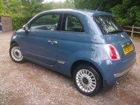 USED 2008 58 FIAT 500 1.2 LOUNGE MULTIJET 75 3d 75 BHP