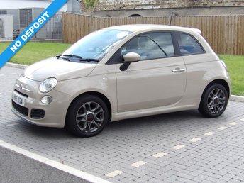 2015 FIAT 500 1.2 S 3d 69 BHP  £6295.00