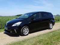 USED 2012 62 TOYOTA PRIUS PLUS 1.8 T4 5d AUTO 99 BHP 7 Seater 1 Owner Sunroof