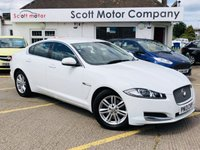 2013 JAGUAR XF 2.2 D Luxury Automatic £SOLD