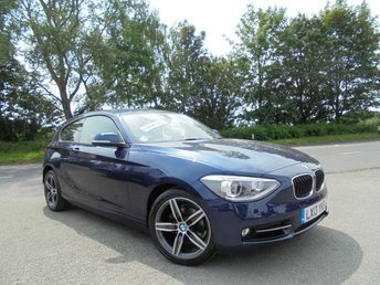 2013 BMW 1 SERIES 1.6 116I SPORT 3d 135 BHP £7695.00