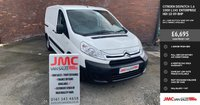 USED 2014 64 CITROEN DISPATCH 1.6 1000 L1H1 ENTERPRISE HDI  90 BHP 1OWNER FULL SERVICE HISTORY  40 + VANS IN STOCK SAME DAY LOW RATE FINANCE AVAILABLE