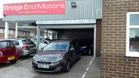 USED 2016 66 PEUGEOT 308 1.2 PURETECH S/S ALLURE 5d 110 BHP TOP SPECIFICATION!!.WITH 12837 MILES!..ALLURE MODEL AND LOW CO2 EMISSIONS (107 G/KM) VERY CHEAP TO RUN! £20 ROAD TAX AND EXCELLENT FUEL ECONOMY! SPECIFICATION INCLUDES CLIMATE CONTROL, ALLOY WHEELS, AUTO LIGHTS AND WIPERS, REAR PARKING SENSORS, SAT NAV, AND USB INPUT!..MEETS LARGE CITY EMISSION STANDARDS AND IS UNDER PEUGEOT WARRANTY.