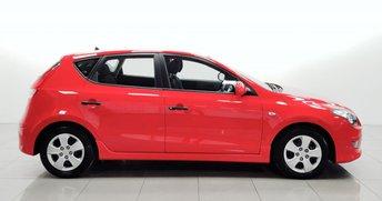 2011 HYUNDAI I30 1.4 CLASSIC 5d 108 BHP £2950.00