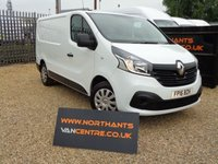 2016 RENAULT TRAFIC 1.6 SL27 BUSINESS PLUS DCI SWB 5d 115 BHP £8500.00