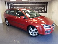 2007 FORD FOCUS 1.6 ZETEC CLIMATE 16V 5d AUTO + 2 FORMER KEEPERS + 2 KEYS £1499.00