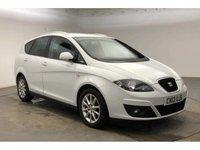 2012 SEAT ALTEA XL 1.6 CR TDI SE XL DSG 5d AUTO 103 BHP £5495.00