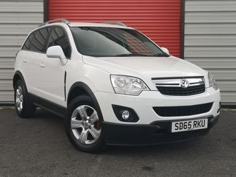 View our VAUXHALL ANTARA