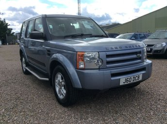 2009 LAND ROVER DISCOVERY 2.7 3 TDV6 GS 5d 188 BHP £10995.00