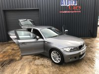 USED 2011 61 BMW 1 SERIES 2.0 120d M Sport 5dr M sport Automatic 5 door