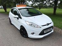 2012 FORD FIESTA 1.6 METAL 3d 132 BHP £4495.00