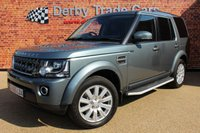 USED 2015 65 LAND ROVER DISCOVERY 3.0 SDV6 COMMERCIAL SE 1d AUTO 255 BHP