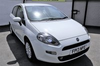 USED 2013 13 FIAT PUNTO 1.4 EASY 5d 77 BHP * LOW TAX - LOW INSURANCE *