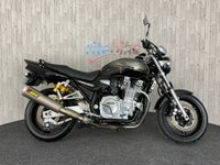 2008 YAMAHA XJR1300  XJR 1300 LOW MILEAGE EXAMPLE 1 PREVIOUS OWNER 2008 08  £4890.00