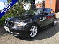 USED 2009 09 BMW 1 SERIES 2.0 116I SPORT 3d 121 BHP FULL SERVICE HISTORY