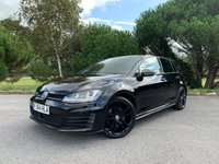 USED 2015 64 VOLKSWAGEN GOLF 2.0 GTD 5d 181 BHP 1 OWNER 5DR GTD WITH FULL VW SERVICE HISTORY