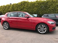 USED 2016 16 BMW 1 SERIES 1.5 116D SPORT 5d WITH SAT NAV AND BLUETOOTH  NO DEPOSIT  FINANCE ARRANGED, APPLY HERE NOW