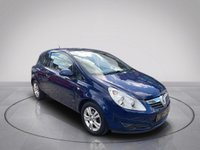 USED 2009 59 VAUXHALL CORSA 1.0L ACTIVE 3d 60 BHP