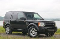2007 LAND ROVER DISCOVERY 2.7 3 TDV6 SE 5d AUTO 188 BHP £6275.00